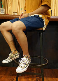 STYLES / SHORT PANT × CONVERSE - 'One World   /God bless you