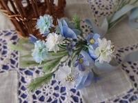 小さな花束 - handmade flower maya