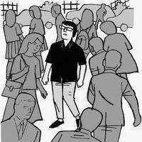 挿し絵の仕事「週間金曜日 脳梗塞サバイバー が考える患者支援ガイド 08 6/02日号 2017年 - yuki kitazumi  blog