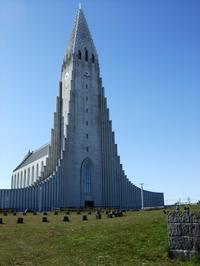 2007 アイスランド記 ⑪アイスランド一景<終> - アマミツル空の色は Ⅱ