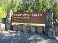 ブランディワイン滝 (Whistler) - Prairie Life