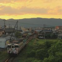黄昏て - ゆる鉄旅情