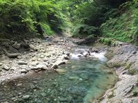 西沢渓谷 - 日々時々旅