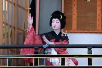 出町子ども歌舞伎曳山祭り 壺坂霊験記内の段の壱 - ちょっとそこまで