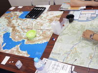 YSGA 六月例会の様子その3〔(3CG/CMJ#112)ナルヴァ軍集団 Army Group NARWAそのⅰ〕 - YSGA(横浜シミュレーションゲーム協会) 例会報告