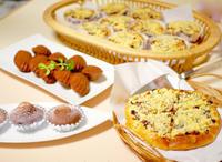 マドレーヌとストロイゼルクーヘン 2回目 - パンとお菓子と美味しい時間