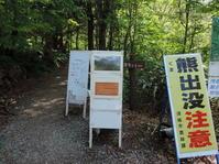 長野そぞろ歩き・滝探訪:米子瀑布 - 日本庭園的生活