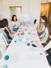 ジュエリープラクティショナーセミナーBasic1 - 篠田恵美 ブログ 宝石に願いを