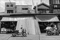 築地市場にて - Photo & Shot