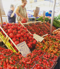 シチリア周遊2周目 その2 〜 シラクーサの市場を散策する - La Tavola Siciliana  ~美味しい&幸せなシチリアの食卓~