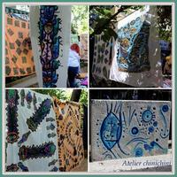 木版プリント・フェスティバルと女性像 - - イスタンブル発 -  トルコタイル通信