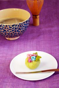 わのこと体験 - 簡単電子レンジで作れる和菓子 鳥居満智栄の和菓子日和
