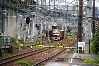 藤田八束の鉄道写真@貨物列車「金太郎」に逢いに東仙台へ行きました・・・貨物列車「金太郎」トヨタ自動車の部品を輸送 - 藤田八束の日記