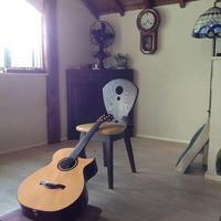 6/11(日)奈良のお気に入りカフェの屋根裏で生音ギターライブ - 線路マニアでアコースティックなギタリスト竹内いちろ@四日市