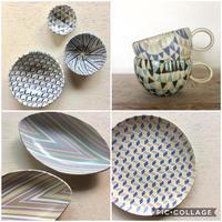 明日からは伊勢丹! - irodori窯~pattern pottery~