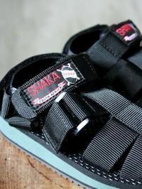SHAKA サンダル 『HIKER KIDS』 - 【Tapir Diary】神戸のセレクトショップ『タピア』のブログです
