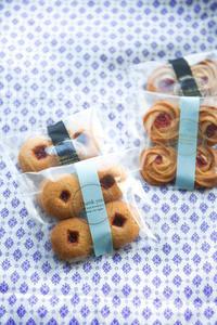 野いちご クッキーレシピ   初のジューンベリー! - のんびりのびのび