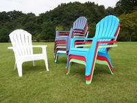 Adams Adirondack Chair 新色入荷しました! - Knotts Berry  open 準備!