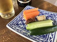 kameplan Cafe @新宿ハウス 〜森のうえの5月ランチメニュー - 週末は晴れても、雨でも