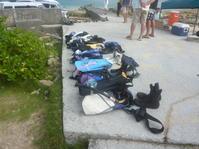 消化不良・・・ - 沖縄本島最南端・糸満の水中世界をご案内!「海の遊び処 なかゆくい」