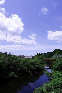 総元→平沢ダム→平沢たけのこ村 - 月に叢雲 花に嵐
