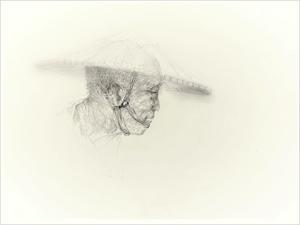 《「過っていた人」―――職漁師》 - 『ヤマセミの谿から・・・ある谷の記憶と追想』