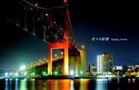 北九州工場夜景 - 花々の記憶