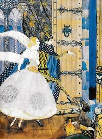ハリー・クラーク画:聖アグネス祭の前夜 - Books