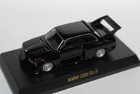 1/64 Kyosho BMW&MINI 320i Gr.5 - 1/87 SCHUCO & 1/64 KYOSHO ミニカーコレクション byまさーる