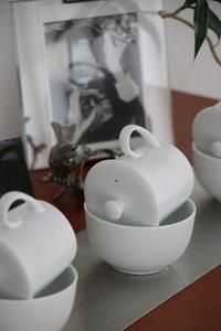 白いカップで♪ - Blanc de Blancs