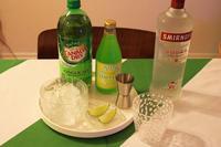 cocktail - ビスケットの缶