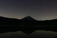 29年6月の富士(1)西湖の富士 - 富士への散歩道 ~撮影記~
