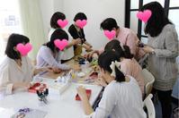 5月のワークショップレポ♪ by *S* - リボン日和