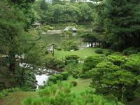 縮景園【taro さん】 - あしずり城 本丸