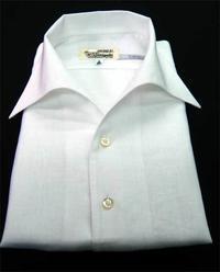 イタリアンカラーシャツ - 谷口シャツ