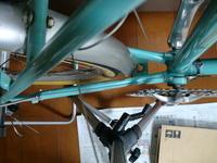 Bianchi miniVelo 7 カスタム⑩BB-UN40に変更 - Kettaguri