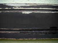 家の外壁木部の塗料剥がれを補修 - hills飛地 長距離自転車乗り(輪行含む)の日誌