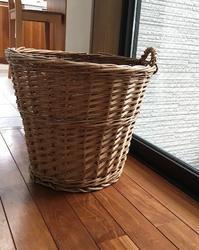 【フランス流しまつな暮らし:ランドリーバスケット編】 - Plaisir de Recevoir フランス流 しまつで温かい暮らし