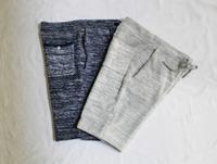 three dots Pile Shorts - COSMIC