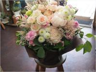 父の日は次の日曜です!日頃の感謝をお花で🎶 - ルーシュの花仕事