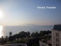 「SUNRISE NHA TRANG」の朝食とビーチとプール - 酒飲みパンダの貧乏旅行記 第二章