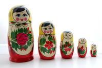 ロシア土産と写真展 - 平日、会社を休んだら