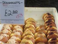 ドーナッツ@ブレッド・アヘッド/Bread Ahead(ロンドン) - イギリスの食、イギリスの料理&菓子