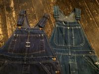 Ladies denim overalls and T-shirt - BUTTON UP clothing