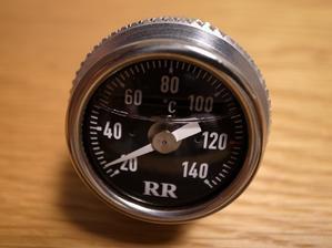 RR Temperature Meter! - Green&Black