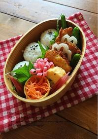 6.7 チキンカツお弁当 - YUKA'sレシピ♪