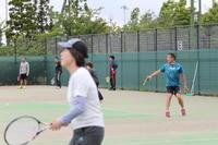 きらり サタデーテニス 6月3日 その② - きらり サタデーテニス