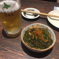 大地の恵み北海道と日高屋  新宿にて - ほろ酔いにて