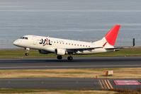 J-AIR ERJ-170の離陸 - 南の島の飛行機日記