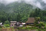 京の山里「美山」~かやぶきの里を訪れる-1- - Tomの一人旅~気のむくまま、足のむくまま~